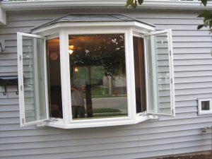 Bay Window Install